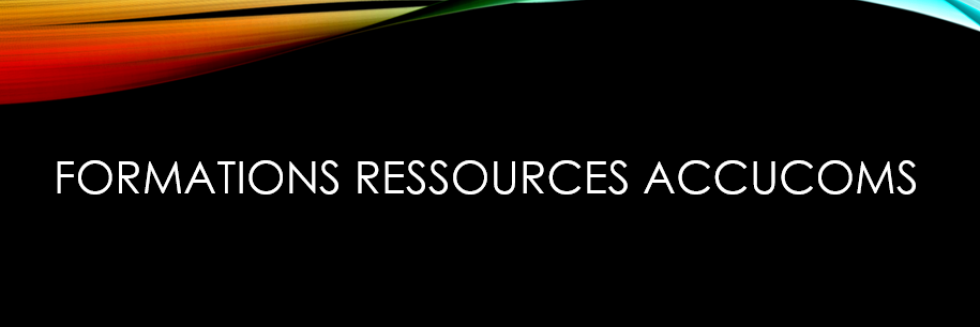 Formations Ressources Accucoms